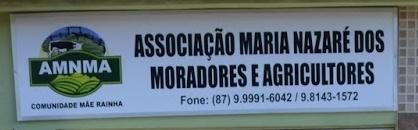 ASSOCIAÇÃO MARIA NAZARÉ