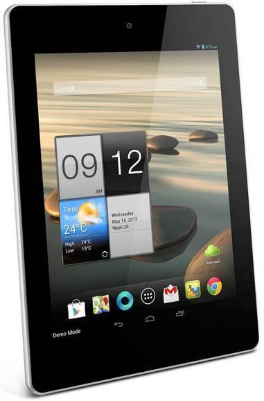 Iconia A1, Tablet Terbaru Acer Layar 7.9 Inci Harga 1,5 Jutaan