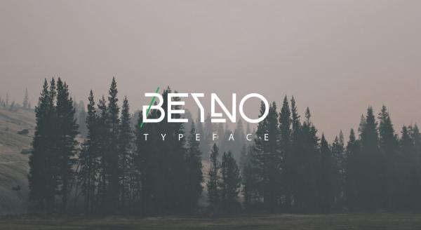 Download Font Terbaru dan Terbaik Januari 2016 - BEYNO Free Typeface
