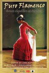 Rentrée Flamenca 2018/19 Cours Hebdomadaires et Stages Mensuels