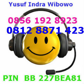 Contact Person - Yusuf  Indra Wibowo