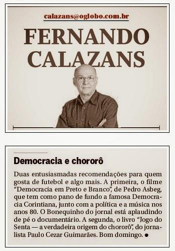 Fernando Calazans - O GLOBO
