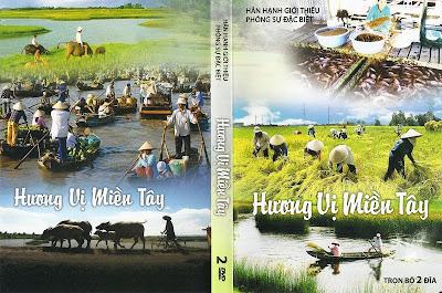 Hương vị miền Tây [02 DVD]