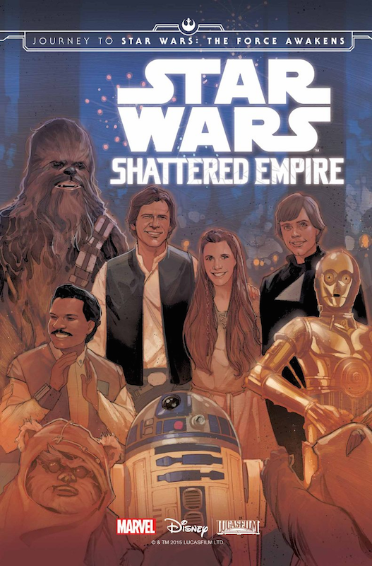 Story: Greg Rucka Art: Marco Chechetto, Angel Unzueta, Emilio Laiso, Phil Notto Colors: Andres Mossa Letters: Joe Caramagna  Star Wars created by George Lucas.