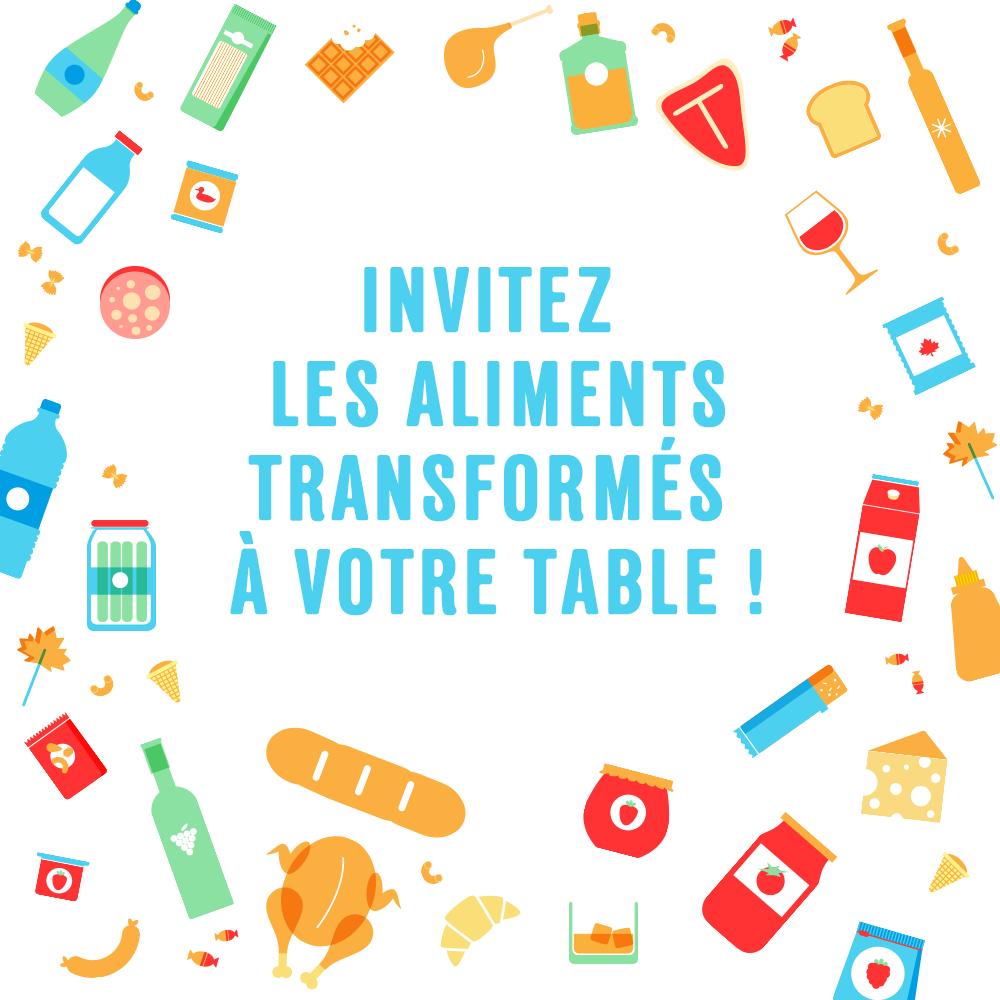 Concours Facebook - À Table Québec