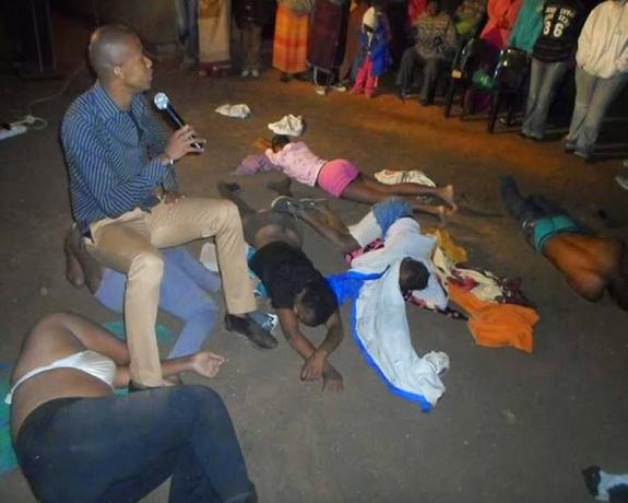 AMAZING STORIES AROUND THE WORLD: Pastor Make Female