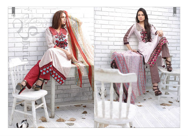 RabeaDesignerLawnwwwShe9blogspotcom252812529 - Rabea Designer Lawn Collection | Embroidered Lawn Collection of 2