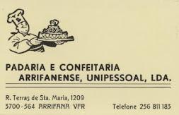 PADARIA ARRIFANENSE