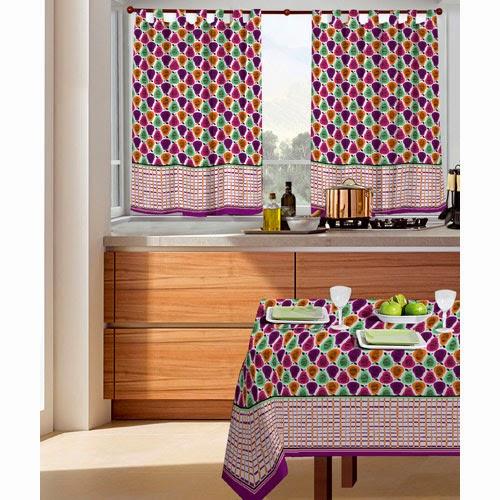 Cortinas decoractual dise o y decoraci n for Cortinas cocina originales