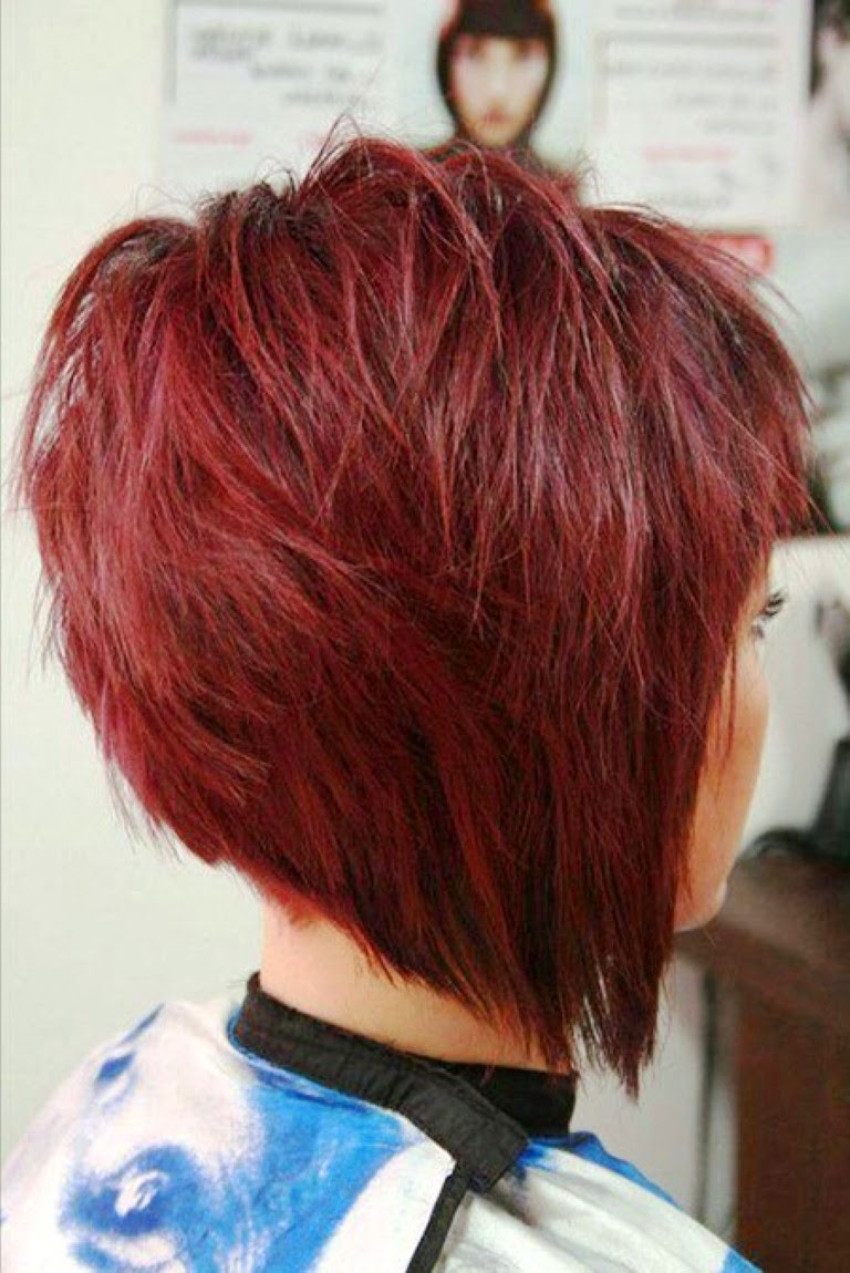 ... » Home » Bob , Celebrities » The Latest Graduated Bob Hairstyles