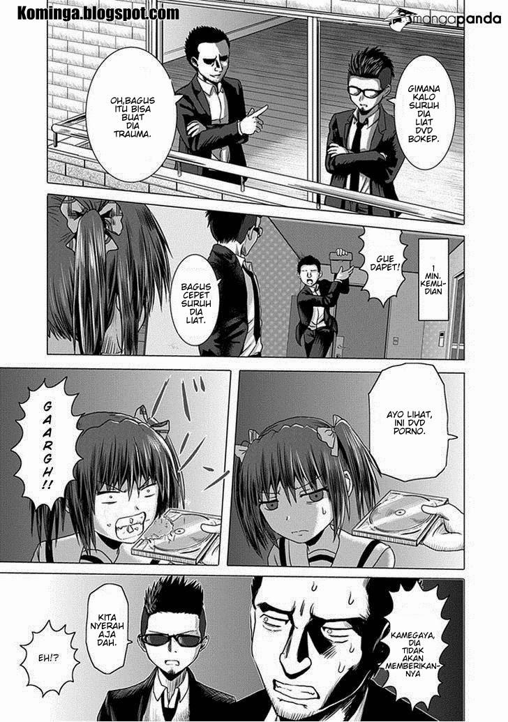 Komik zai x 10 006 7 Indonesia zai x 10 006 Terbaru 7|Baca Manga Komik Indonesia|