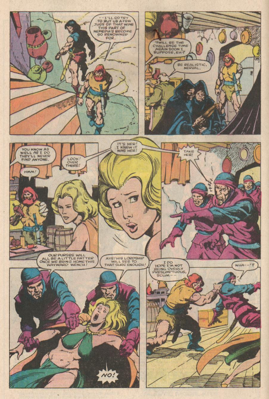 Conan the Barbarian (1970) Issue #166 #178 - English 3
