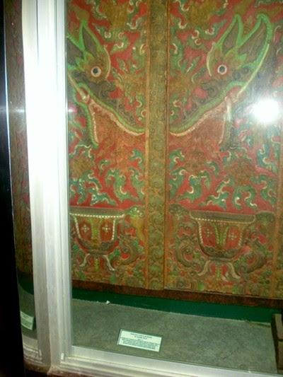 Pintu Bledeg Masjid Agung Demak