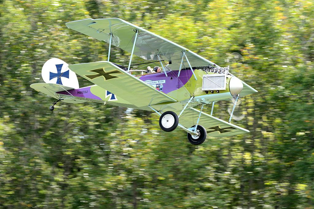 1918 Halberstadt CL.IV