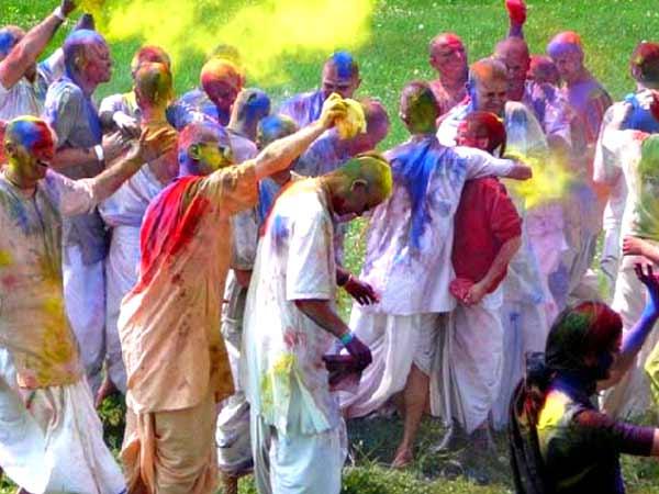India Celebrations And Holidays Holi Celebrations in India