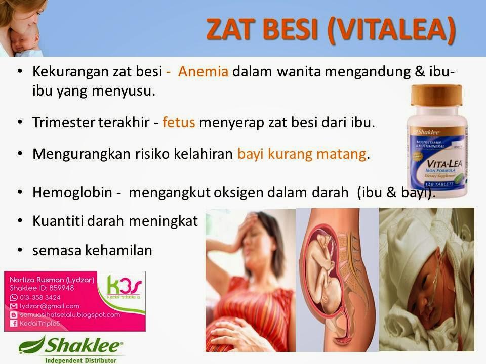 Vitalea untuk ibu hamil