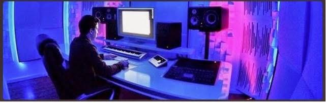 Peralatan studio hardwell