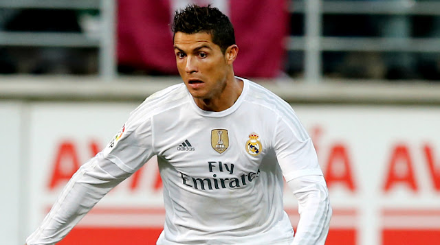 Cristiano Ronaldo is a key target for Man United (Picture: Getty)