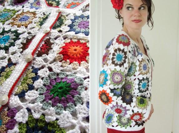 Crochet Granny Square Vest Pattern : Free Crochet Patterns By Cats-Rockin-Crochet