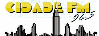 ouvir a Rádio Cidade FM 94,5 Nova Porteirinha MG