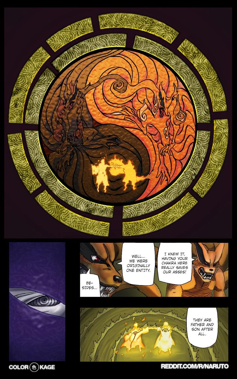 Naruto chap 667-668 Trang 20 - Mangak.info
