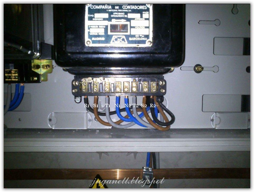 Julio 2012 for Manipular contador luz digital