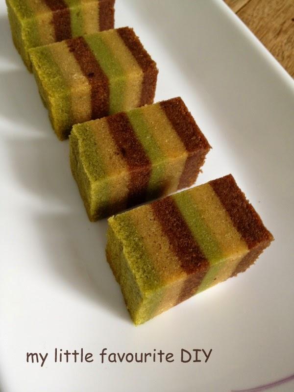 how to make cake lapis
