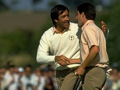 Seve and Olazabal