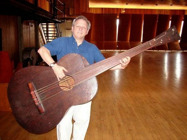 Dünyanın En büyük Gitarı