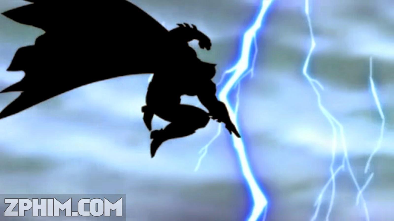 Ảnh trong phim Kỵ Sĩ Bóng Đêm Trở Lại - Batman: The Dark Knight Returns Part 1 2
