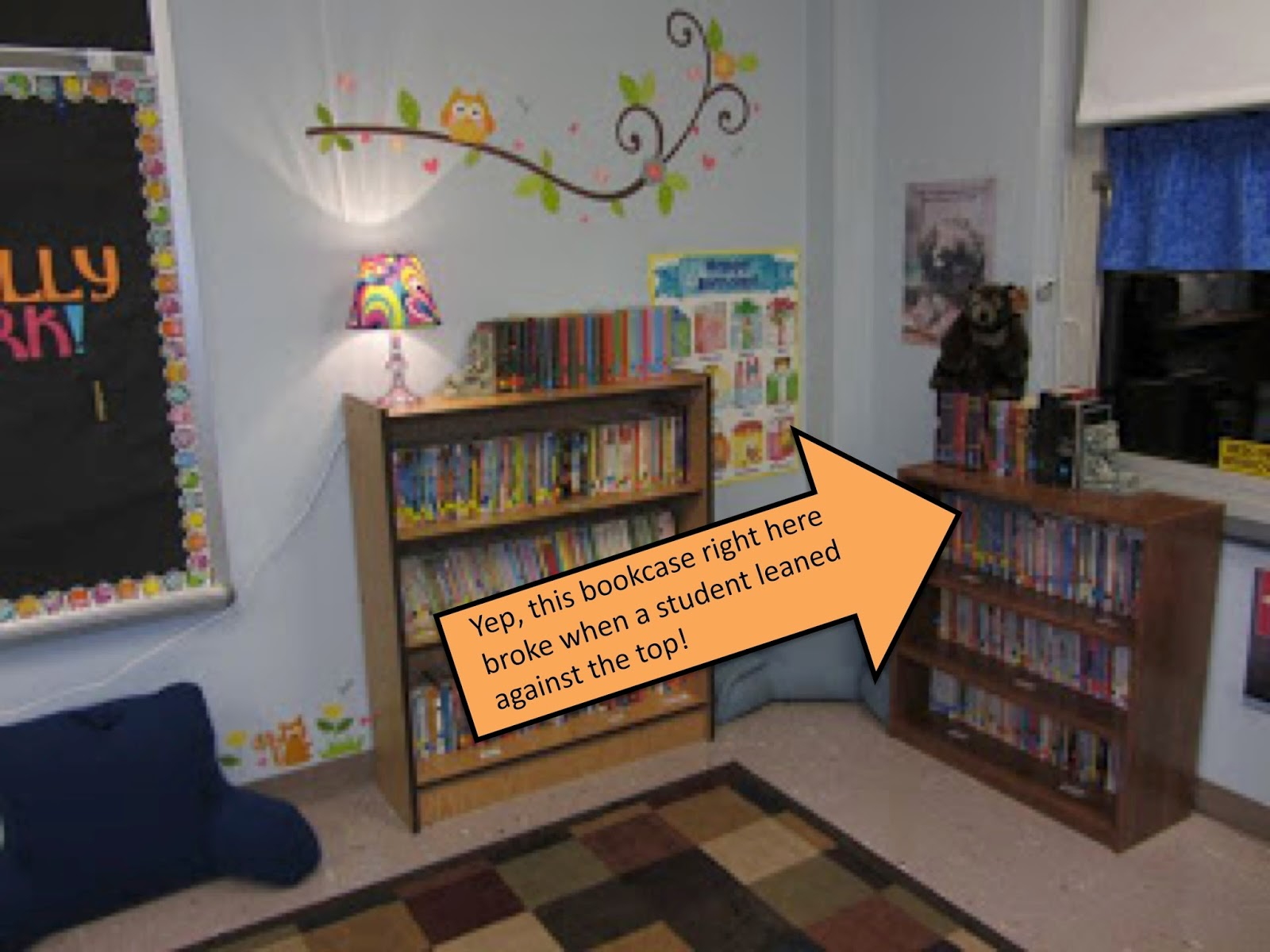 Fourth grade flipper tried it tuesday book bins and for Cheap book storage