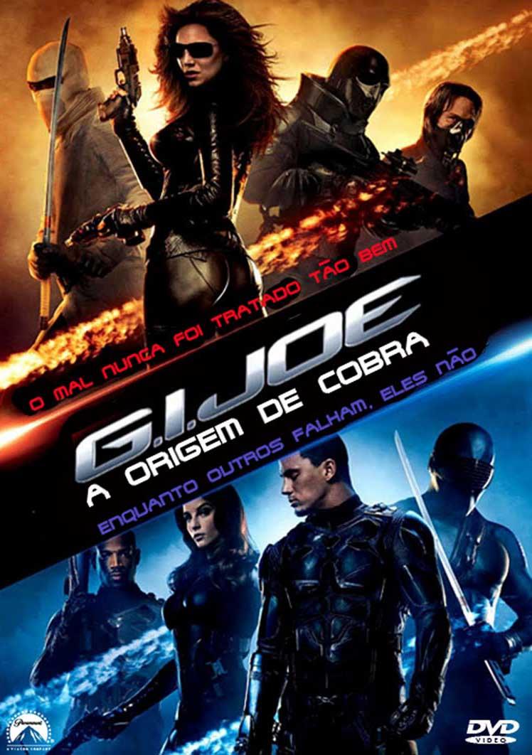 G.I. Joe: A Origem de Cobra Torrent - BluRay 720p/1080p Dual Áudio (2009)