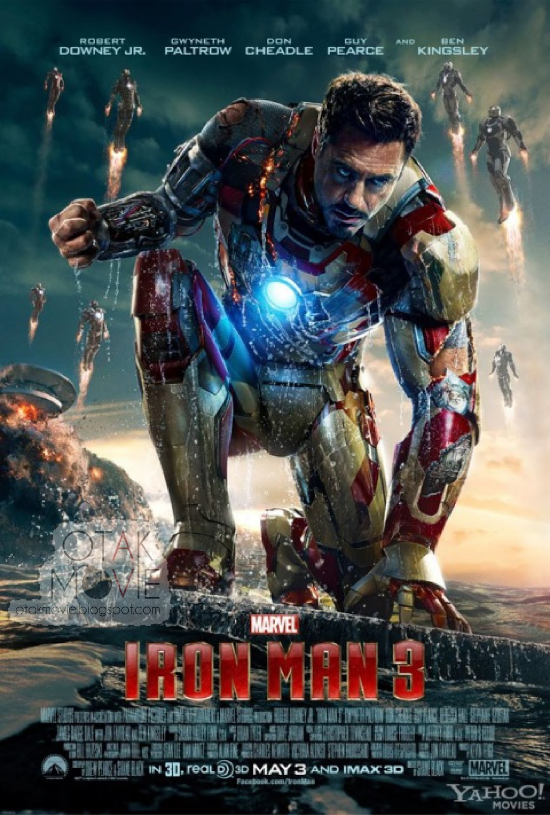 OtakPoster! : Poster C... Robert Downey