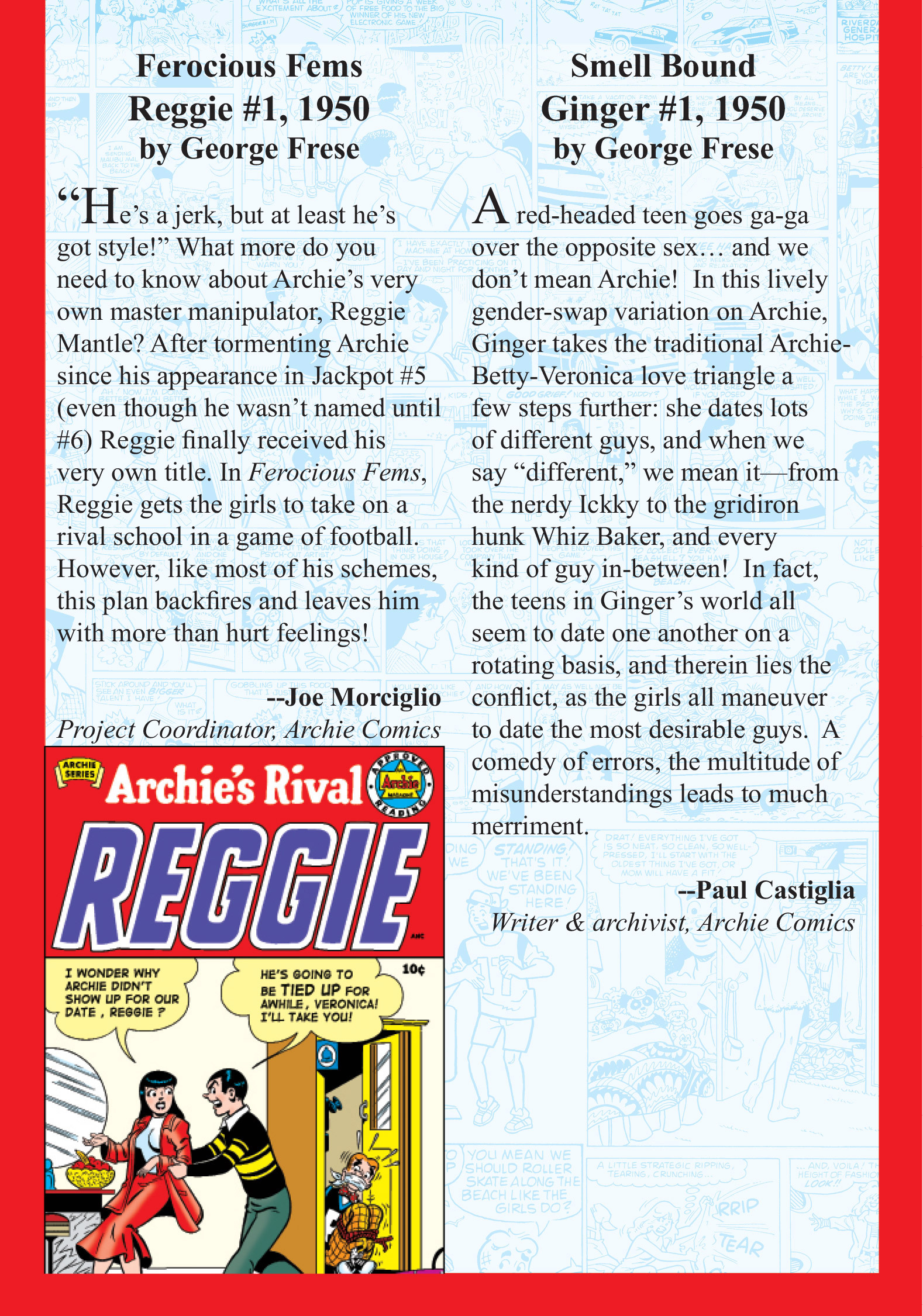 Read online The Best of Archie Comics comic -  Issue # TPB 1 (Part 1) - 56