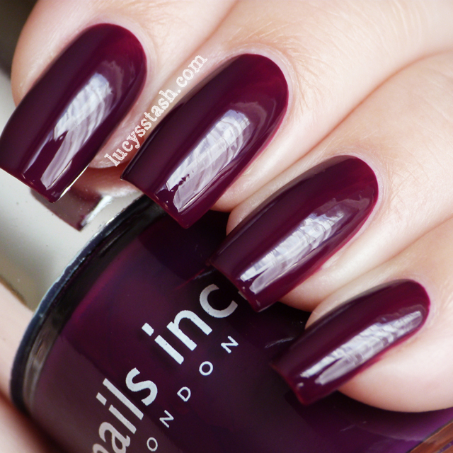 Lucy's Stash - Nails Inc. Buckingham Palace