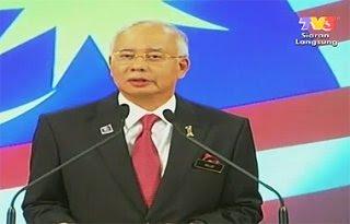Perdana Menteri Datuk Seri Najib Razak