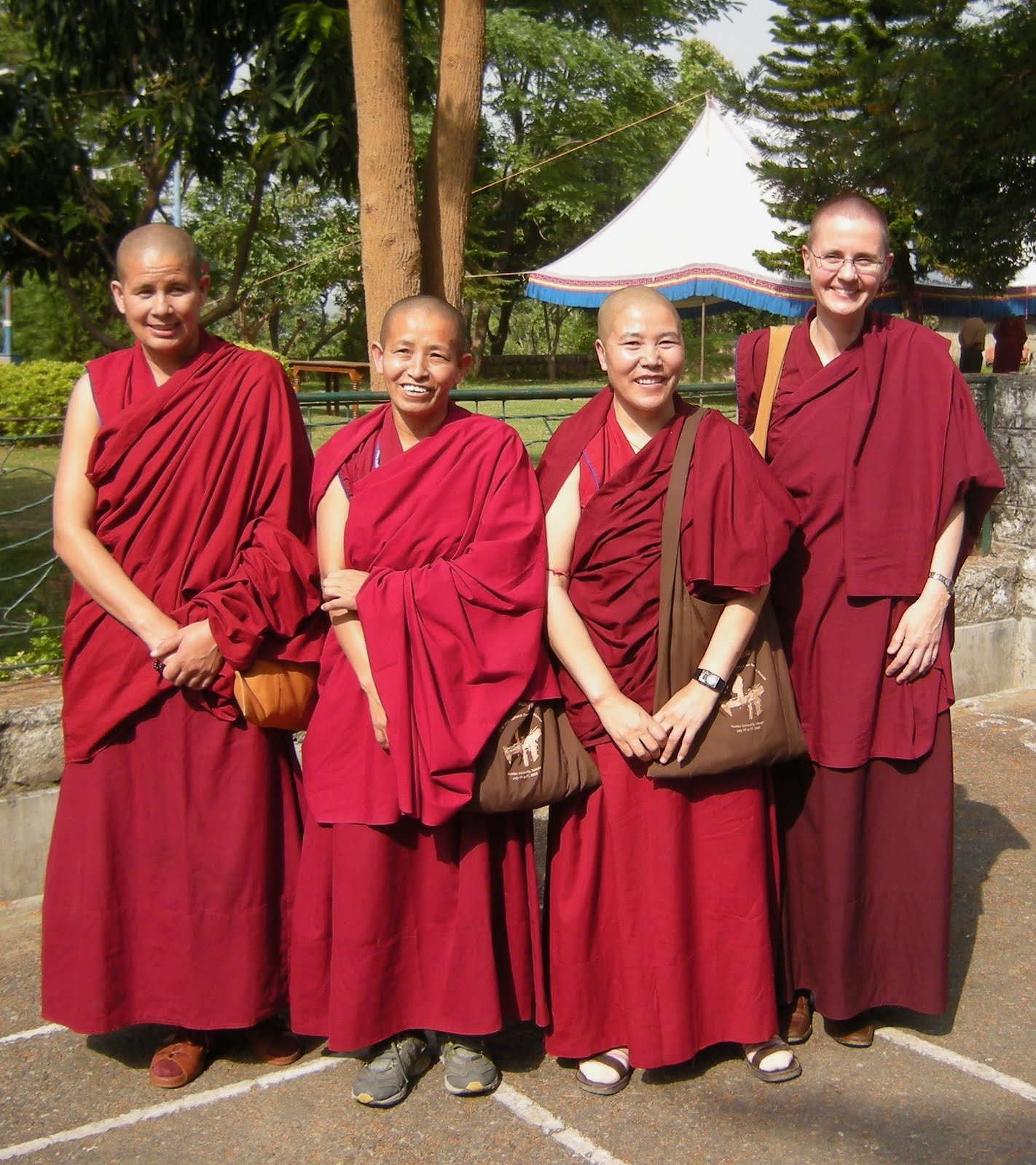 kayenta buddhist single men Why do buddhist monks wear orange robes and shave their heads.