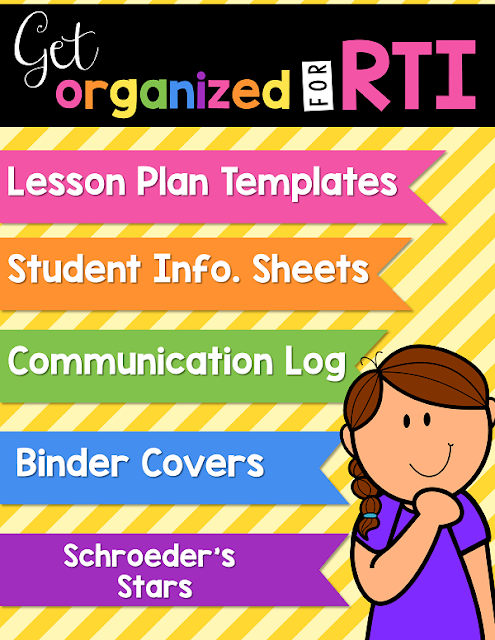 https://www.teacherspayteachers.com/Product/Get-Organized-for-RTI-Literacy-750150