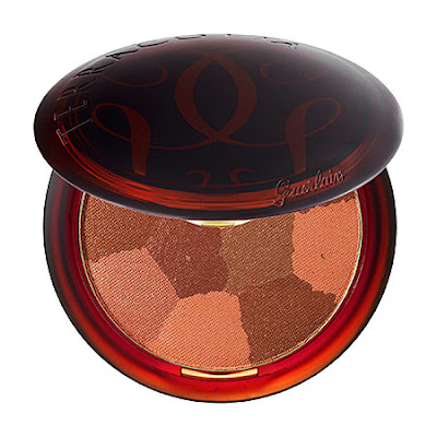 Guerlain, Guerlain Terracotta Light Sheer Bronzing Powder Brunettes, Guerlain bronzer, Guerlain blush, makeup