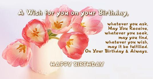 happy birthday wishes poems. happy birthday greetings in
