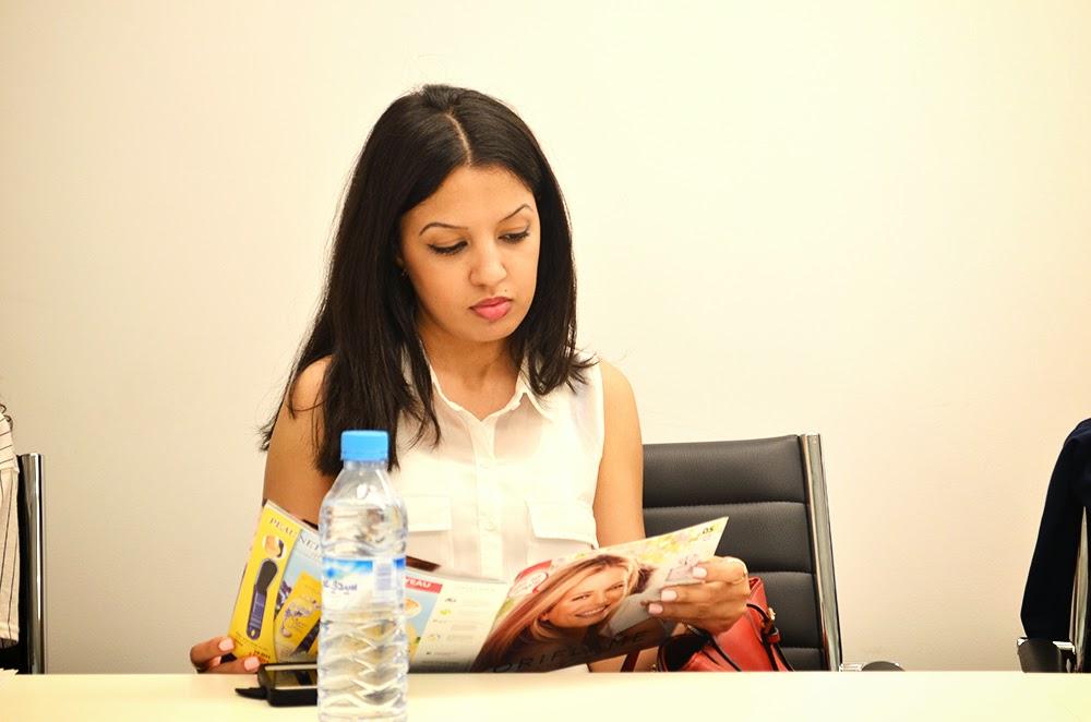 blogueuse marocaine belle fille du maroc yasmine skinny jeans