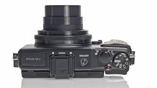 Olympus XZ-2 review