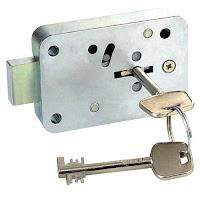 Double bit lock image