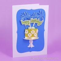 http://paperzen.blogspot.ca/2013/04/3d-cake-daisy-birthday-card.html