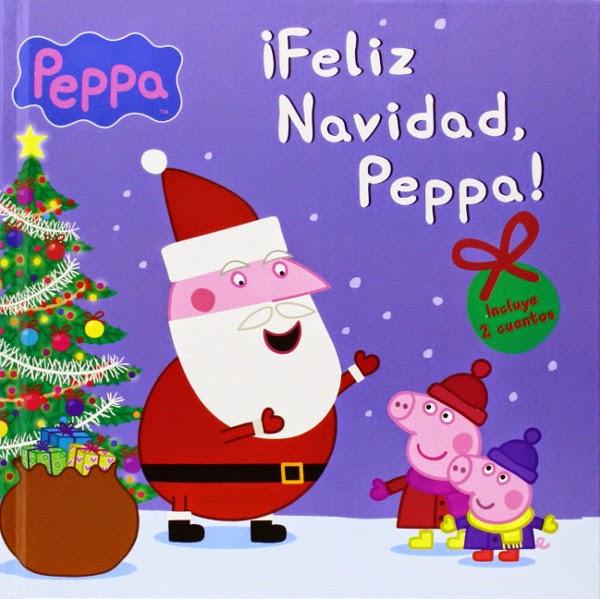 LIBRO - ¡Feliz Navidad, Peppa! (Peppa Pig núm. 10)   (Ediciones beascoa - 6 noviembre 2014)  Infantil | Edición papel
