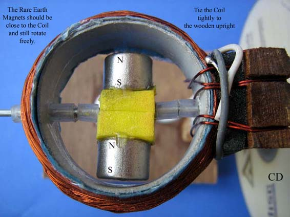 Membuat Generator Sederhana Keindahan Fisika