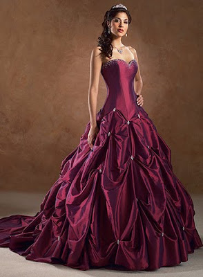 Red Gown Styles