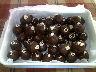 Delicious Chocolate Cake Pops