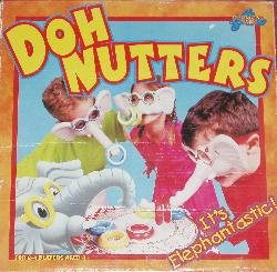 Doh Nutters game box.