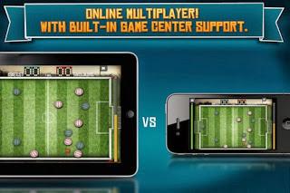 صورة من لعبة Slide Soccer للهواتف